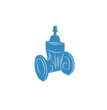 EURO 20 - robinet vanne à opercule caoutchouc - sectionnement - eau - Saint-Gobain PAM